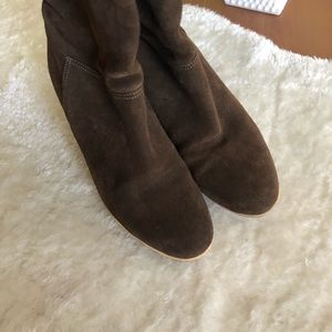 Madewell Shoes - Madewell Suede Balcony Boots